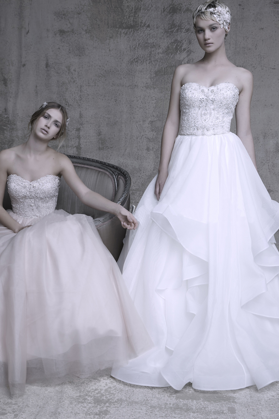 Design your own wedding dress bleu bridal gowns for Design ur own wedding dress